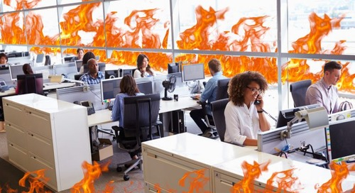Open floor plans should be killed with fire — or sound
