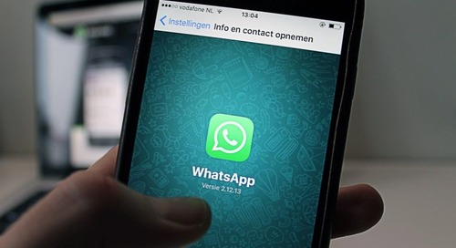 Report: WhatsApp surpasses Facebook as the social network's most popular app