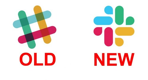 Slack has a new logo, and, umm, you be the judge