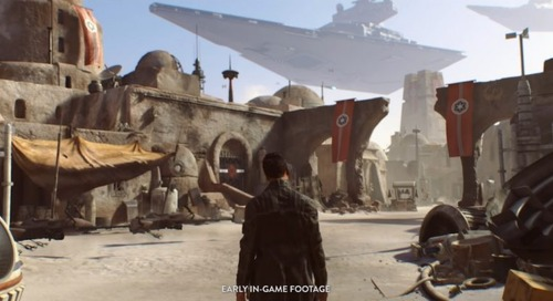 EA cancels major Star Wars game, destroying hope for a single-player revival