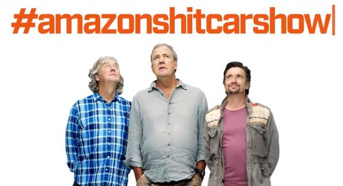 The #AmazonShitCarShow is some of the best crap on Prime