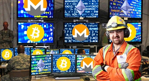 Cryptocurrency mining malware has become self-aware (kinda)