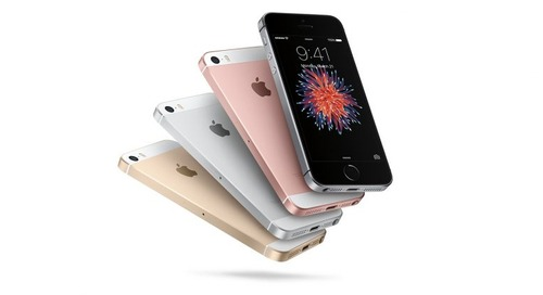 I'm kicking myself for not buying an iPhone SE last weekend