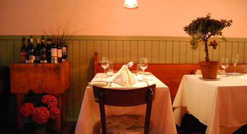 The 15 Most Romantic Restaurants in Boston