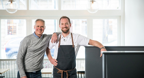 Luce Opens on Tuesday from the Shepard Team