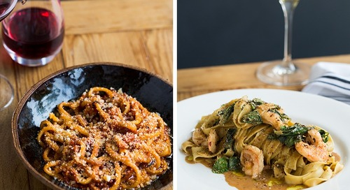 Ask the Editor: Two Pals Seeking Good Pasta and Drinks