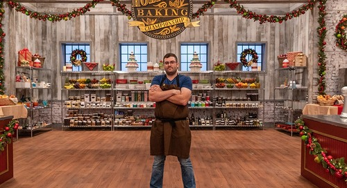 Meet the Massachusetts Chef Competing this Season on Holiday Baking Championship