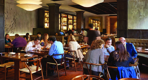 """Online Reviews Rank Boston as a Top-Five """"College Town for Foodies"""""""