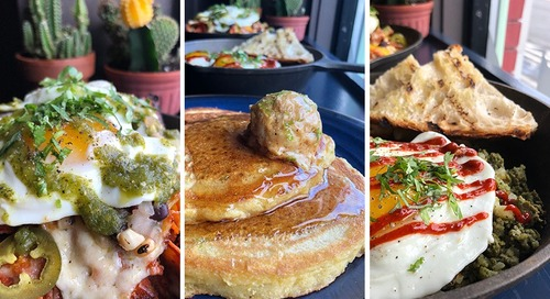 Check Out the New Sunday Brunch Menu at Casa Verde