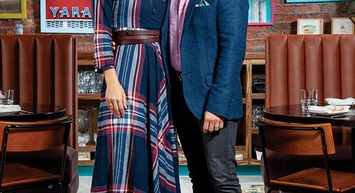 Obsessions: Teodora Bakardzhieva and Jairo Dominguez of Bar Mercato