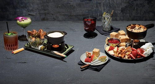 Get Your Dunk on at These Six Spots for Creative Fondue