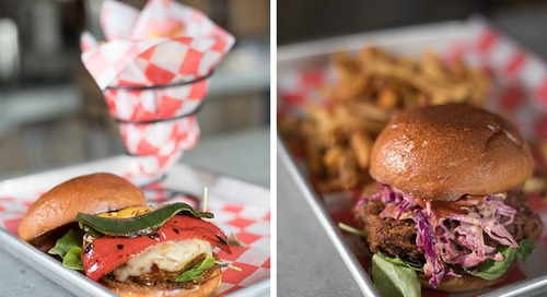 Here's Your First Look at the Joint Burger Bar in Jamaica Plain