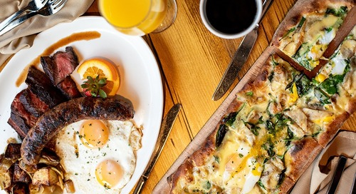 What to Eat (and Drink) This Weekend in Boston