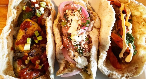 Simcha Chef Avi Shemtov Is Launching a Tacos Árabes Food Truck