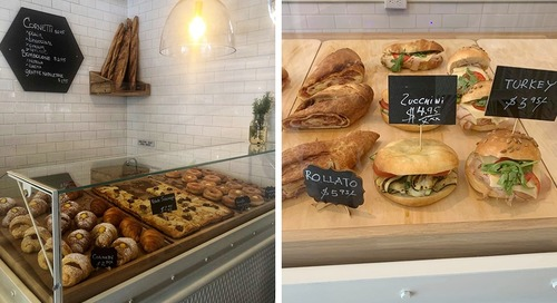 A Café Called Dolce Has Replaced DePasquale's North End Gelateria