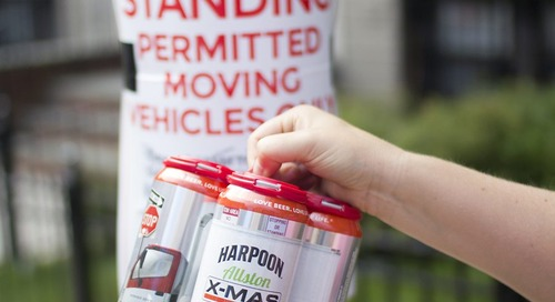"Harpoon's New Allston X-Mas Beer ""Pairs Well with Unpacking"""