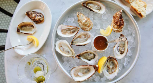 Here's Your Ultimate Summer Guide to New England Oysters