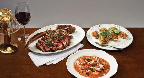 Chef Tiffani Faison Tackles Italian-American Food at Her New Fenway Restaurant, Orfano