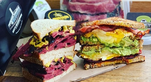 Katz's Pastrami Can Be Delivered to Your Door in Boston this Weekend