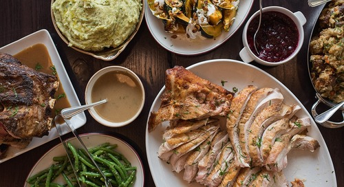 Here's Where to Order Thanksgiving Catering in Boston