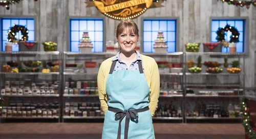 Meet the Boston Magnolia Bakery Manager Competing on Holiday Baking Championship This Season