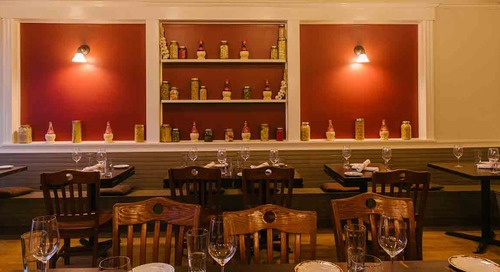 Blossom Bar Sibling Ivory Pearl Will Replace Grassona's Italian in Brookline