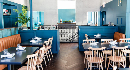Restaurant Review: Chef Colin Lynch's Black Lamb Is Comfortable and Classic