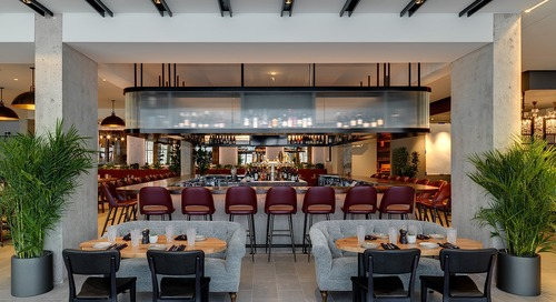 Look Inside Lucie Drink and Dine, Now Open in the Back Bay