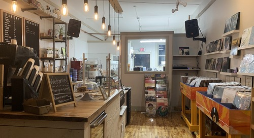 This New Jamaica Plain Bakery and Café Is Also a Record Shop