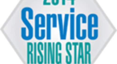 TeamSupport Help Desk Software Honored as 2014 Rising Star by CRM Magazine