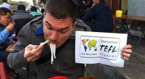 Shenzhen, China English Teaching Q and A with Armand Diab
