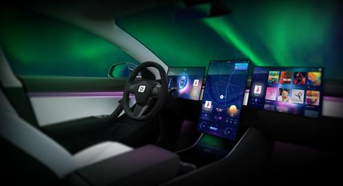 新闻稿 | Qt将在CES 2020上展示互联汽车、可穿戴设备和智能家居HMI的数字未来