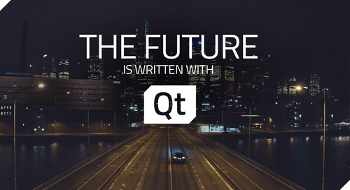 视频 | Built with Qt 之最