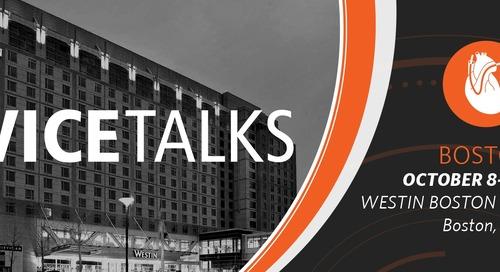 Device Talks Boston - Oct 8, 2018