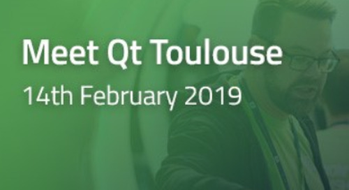 Meet Qt Toulouse - Feb 14, 2019