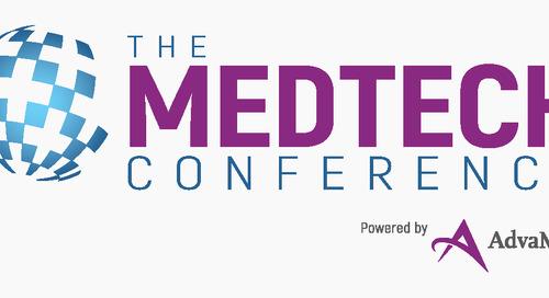 MedTech Con 2019 - Sep 23, 2019