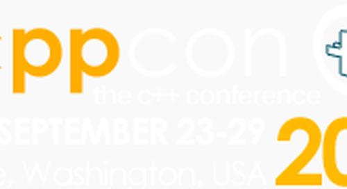 CppCon - Sep 24, 2018