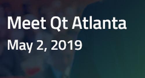 Meet Qt Atlanta - May 2, 2019