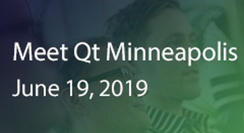 Meet Qt Minneapolis - Jun 19, 2019