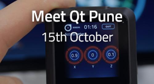 Meet Qt Pune - Oct 15, 2019