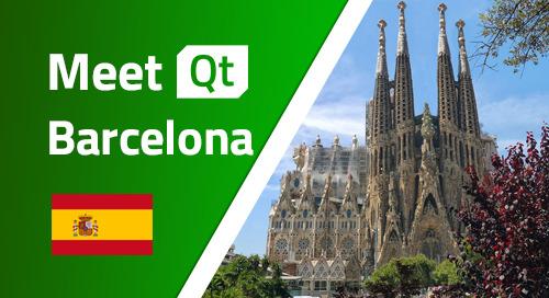 Meet Qt Barcelona - Apr 29, 2020