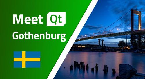 Meet Qt Gothenburg - May 14, 2020