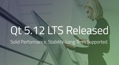 博文   Qt 5.12 LTS(长期支持版本)正式发布