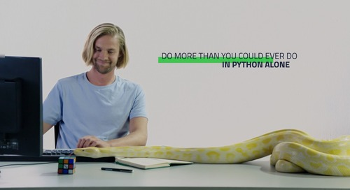 Develop Your First Qt for Python Application {On-demand webinar}