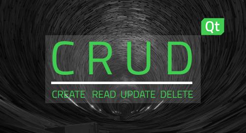Efficient CRUD Implementation with Qt - Nov 27, 2019