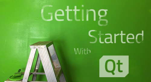 Get started with Qt - Jan 24, 2020