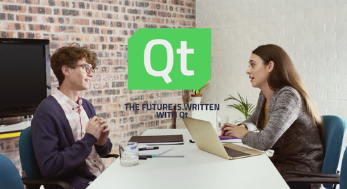 Qt for Designers and Developers