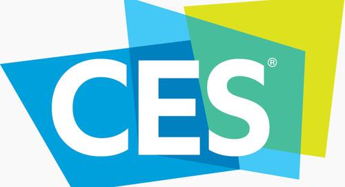 CES 2020 - Jan 7 - 10, 2020