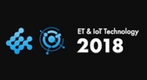 ET/IoTEmbedded Technology 2018/組込み総合技術展 - Nov 14, 2018