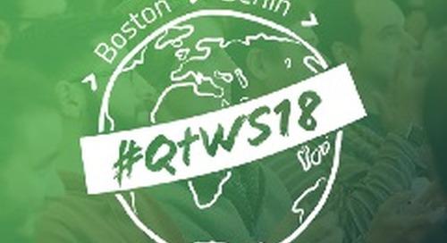 Qt World Summit 2018 - Oct 30, 2018